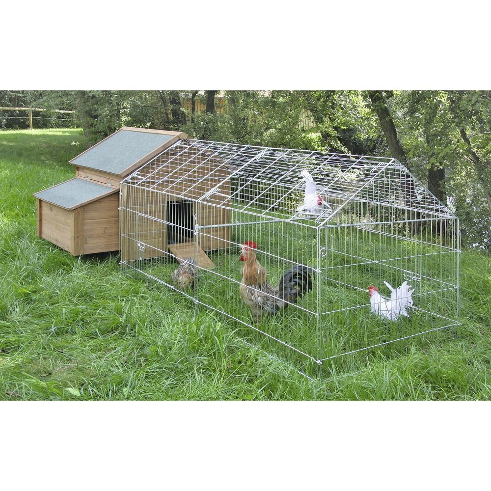 Kerbl Freigehege für Kaninchen mit Sonnenschutz, Bild 3