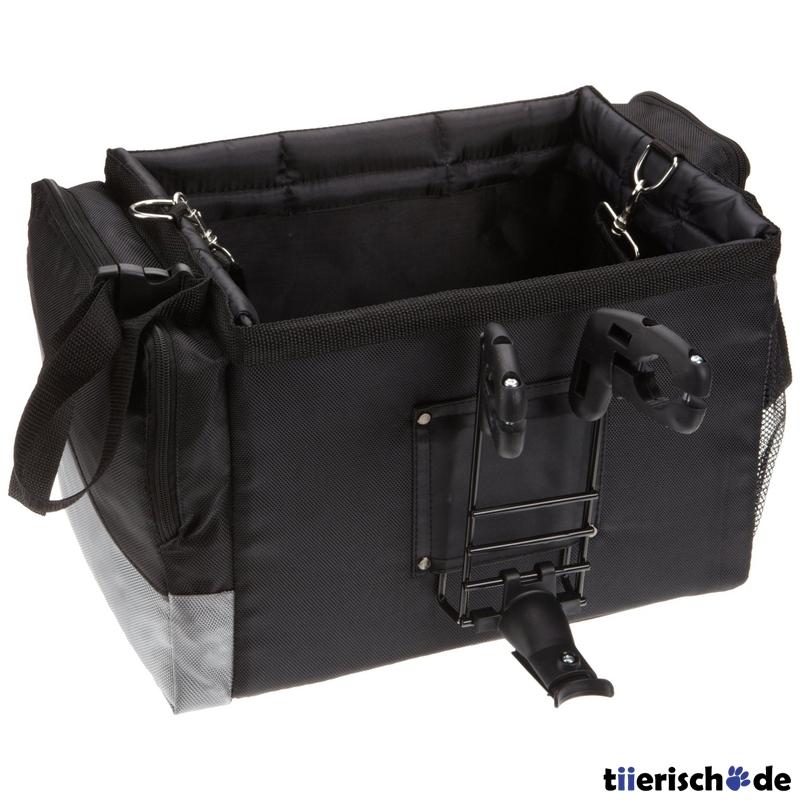 Trixie Front-Box Fahrradtasche für Hunde 13113, Bild 3