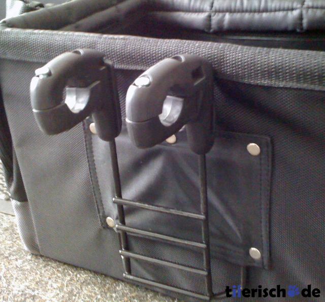 Trixie Front-Box Fahrradtasche für Hunde 13113, Bild 4