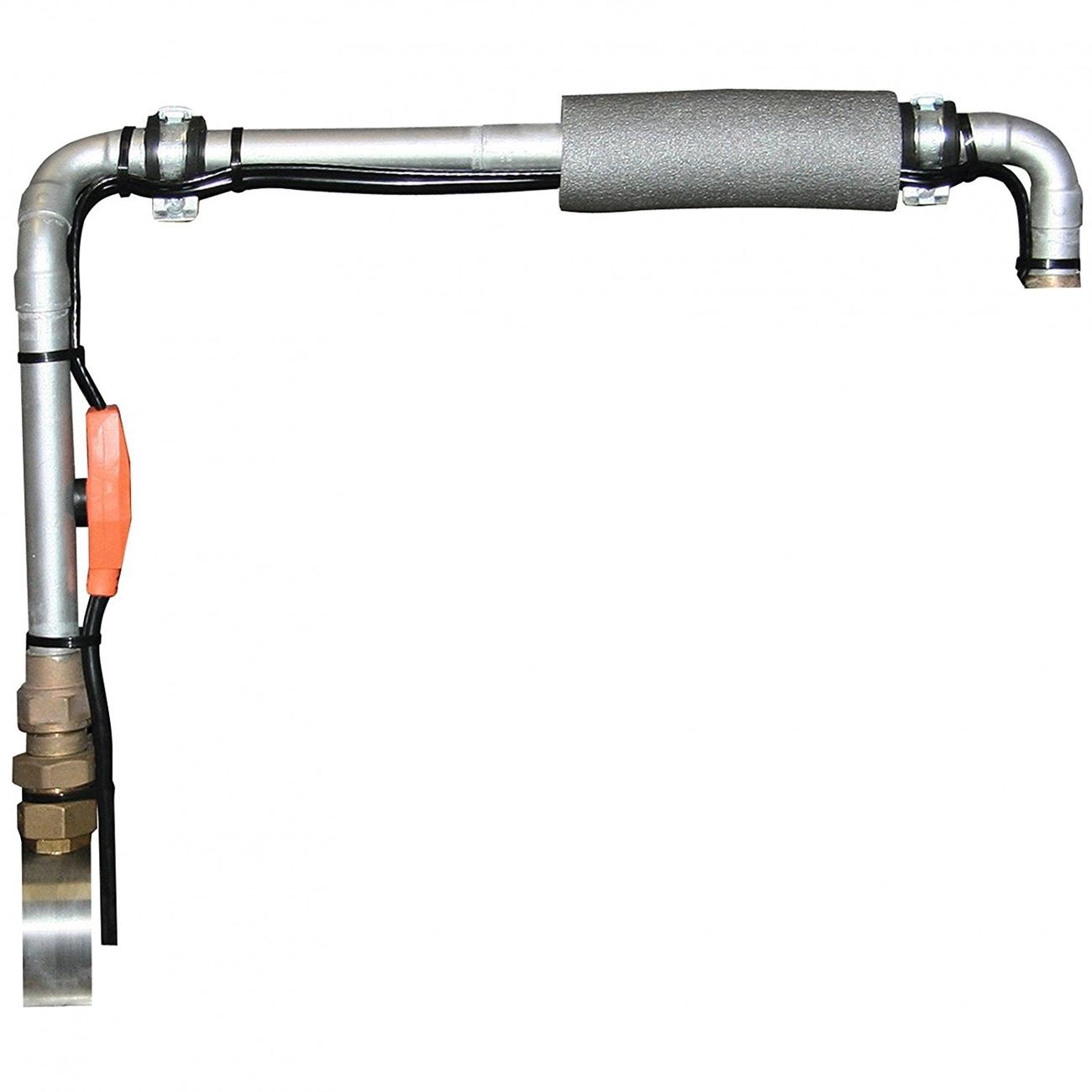 Kerbl Frostschutz-Heizleitung für Wasserleitung mit Thermostat, Bild 4