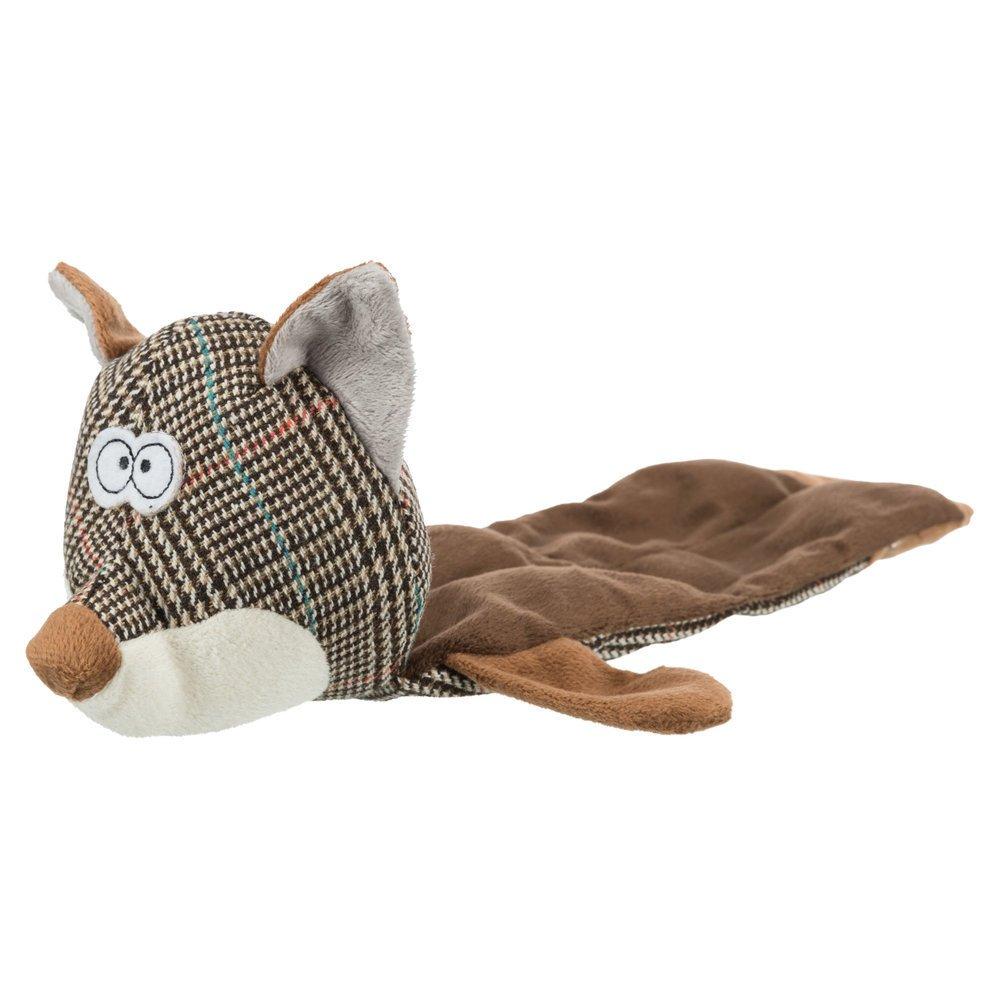 Trixie Fuchs Spielzeug für Hunde aus Plüsch 36115