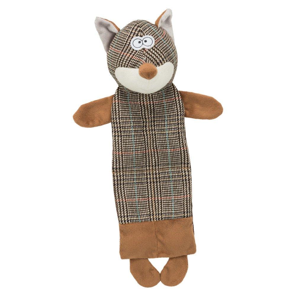 TRIXIE Fuchs Spielzeug für Hunde aus Plüsch 36115, Bild 2