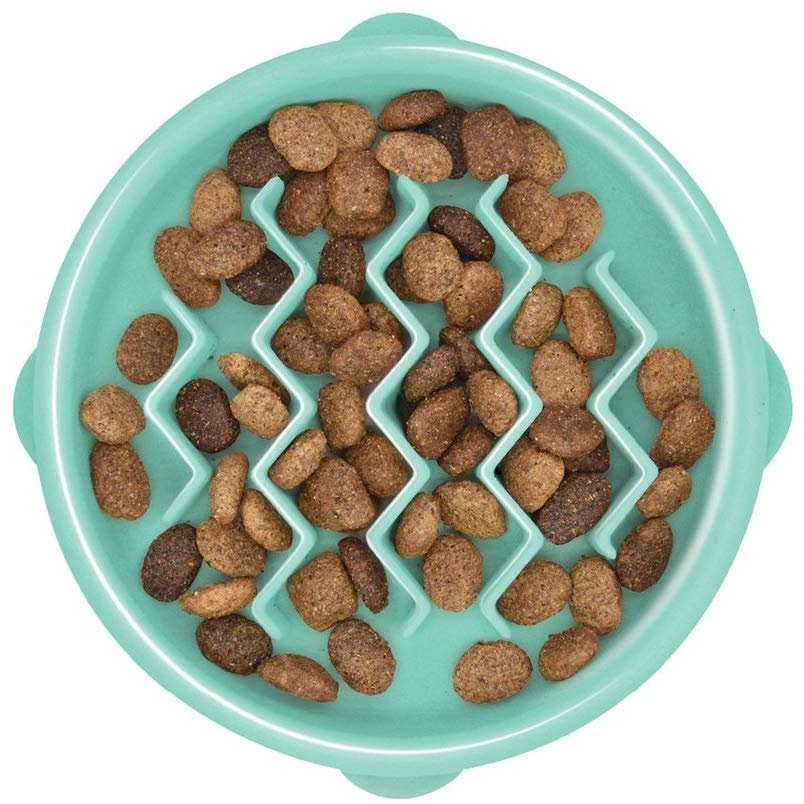 Outward Hound Fun Feeder Slo-Bowl Anti Schling Hundenapf, Bild 8