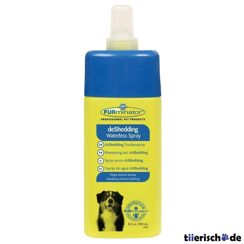 Furminator Anti-Haaren Trockenspray für Hunde, 250 ml