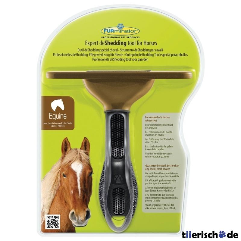 FURminator Pferd, Bild 2