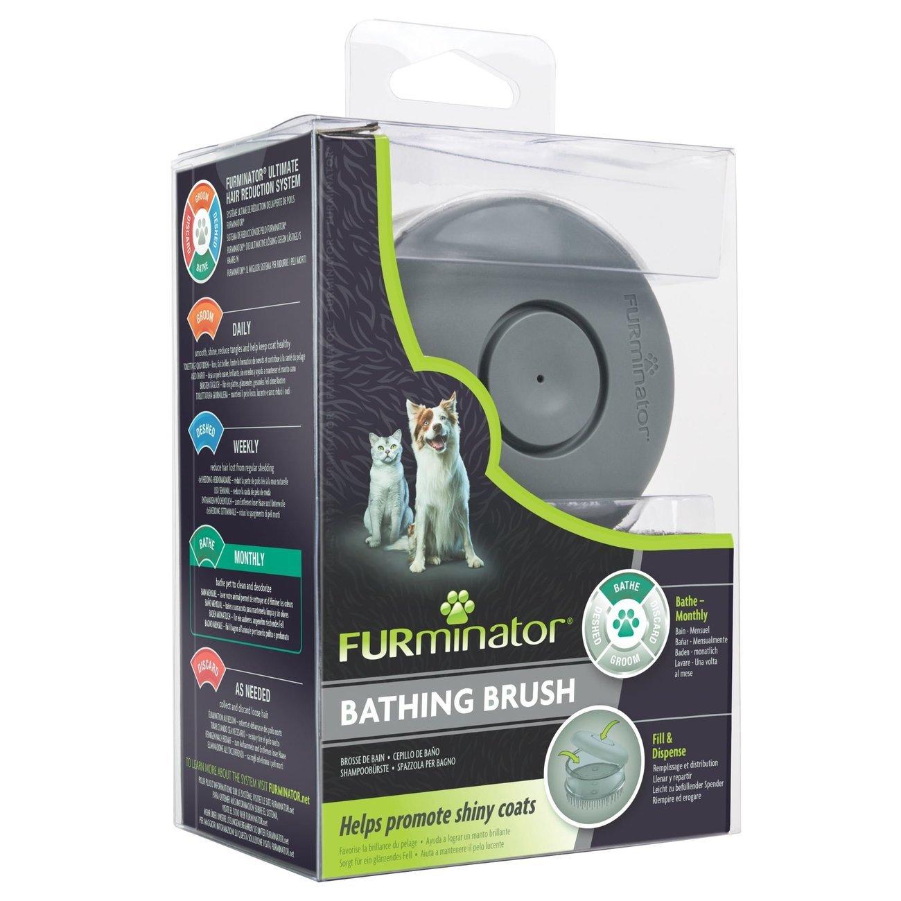 FURminator® Shampoobürste für Hunde und Katzen, Bild 3