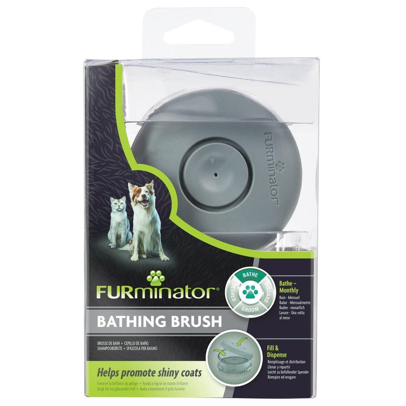 FURminator® Shampoobürste für Hunde und Katzen, Bild 5