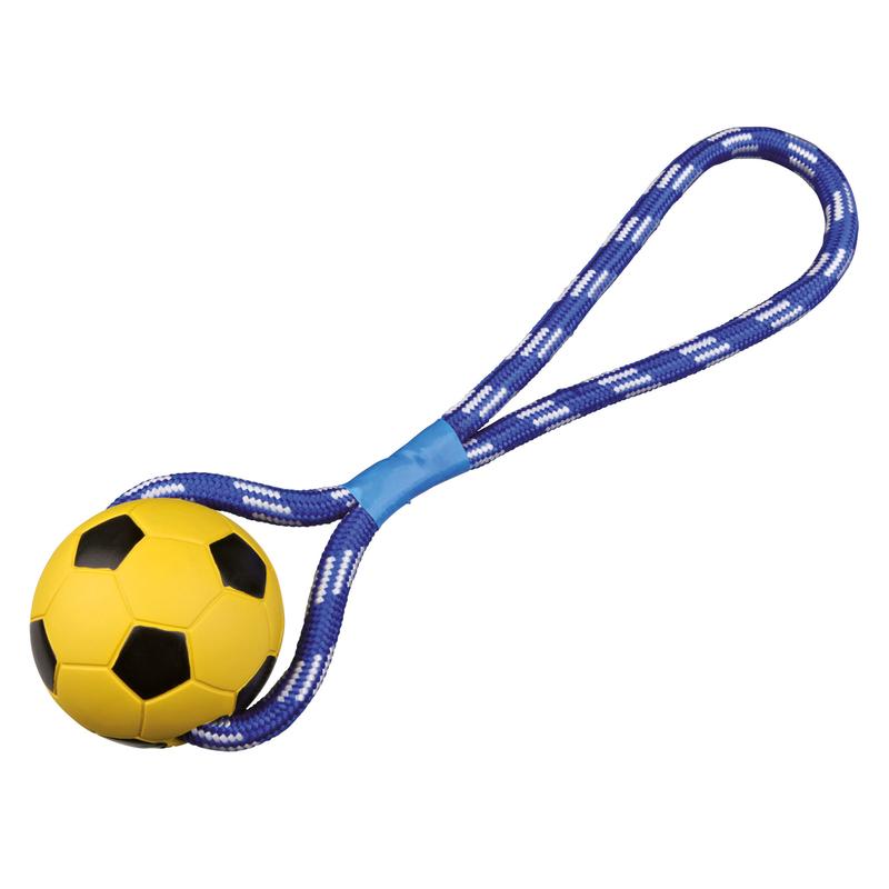 TRIXIE Fußball am Seil für Hunde 33491, Bild 2
