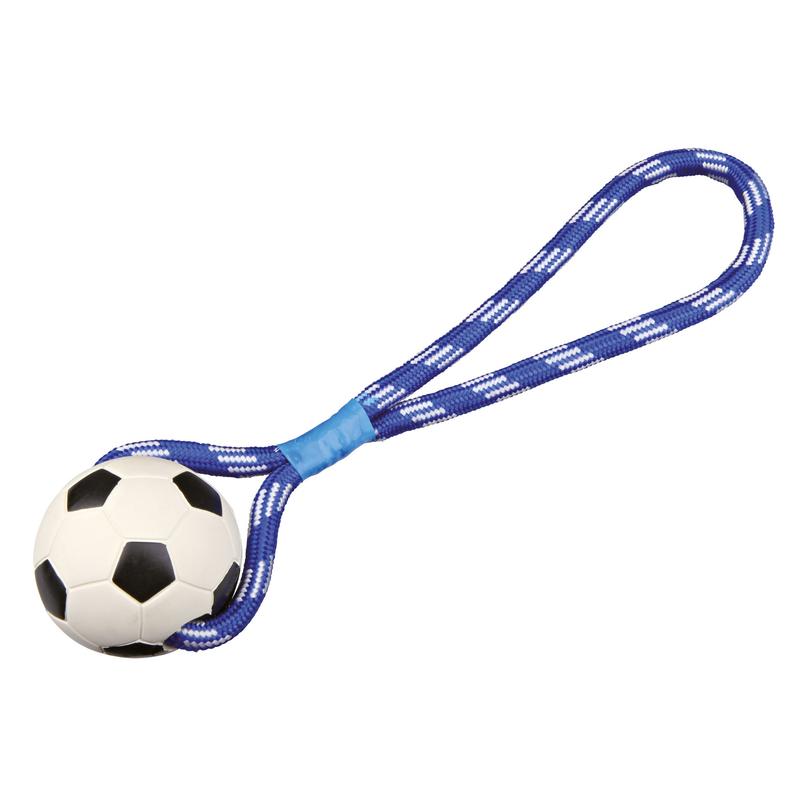 TRIXIE Fußball am Seil für Hunde 33491, Bild 3