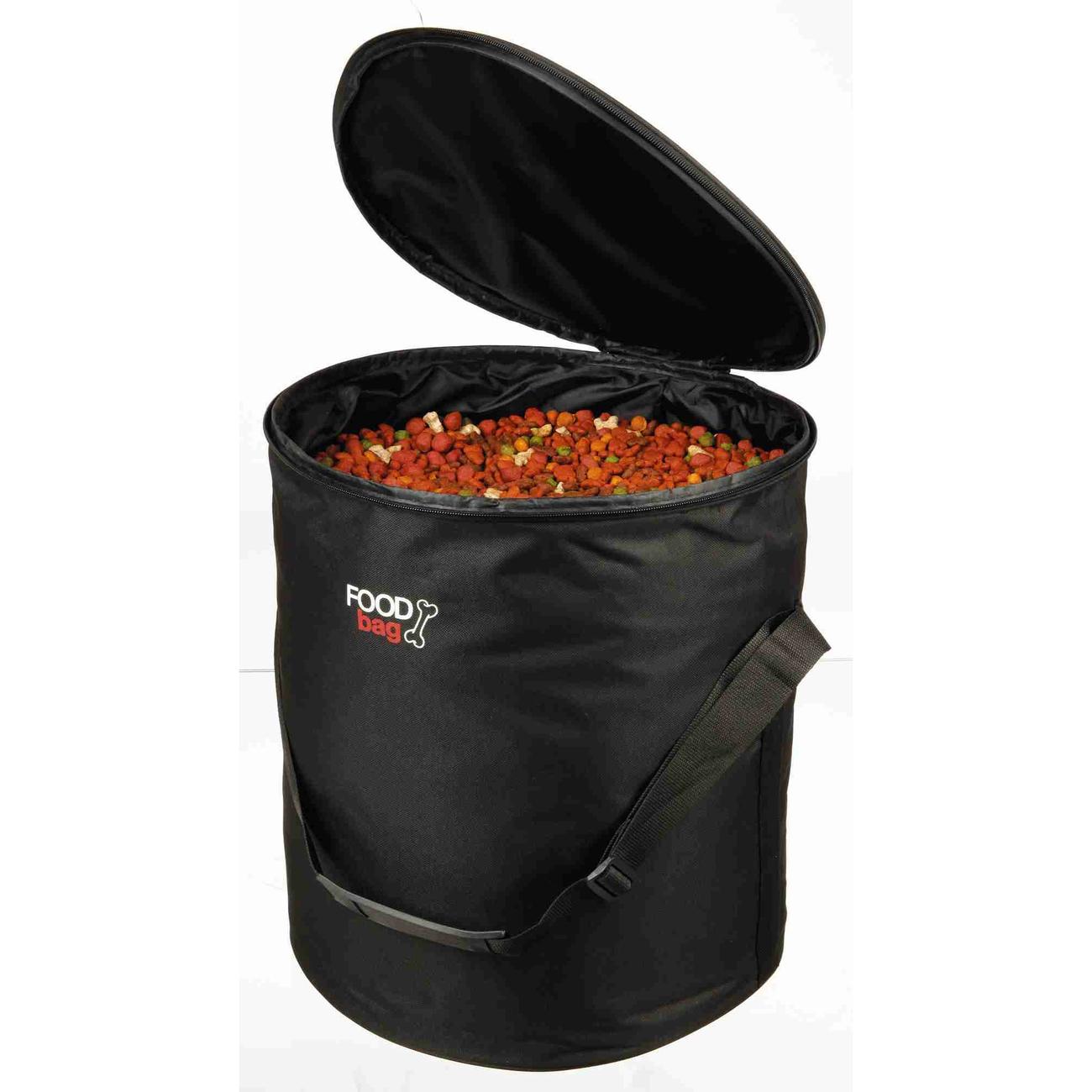 TRIXIE Futterbehälter Foodbag für Trockenfutter 24662