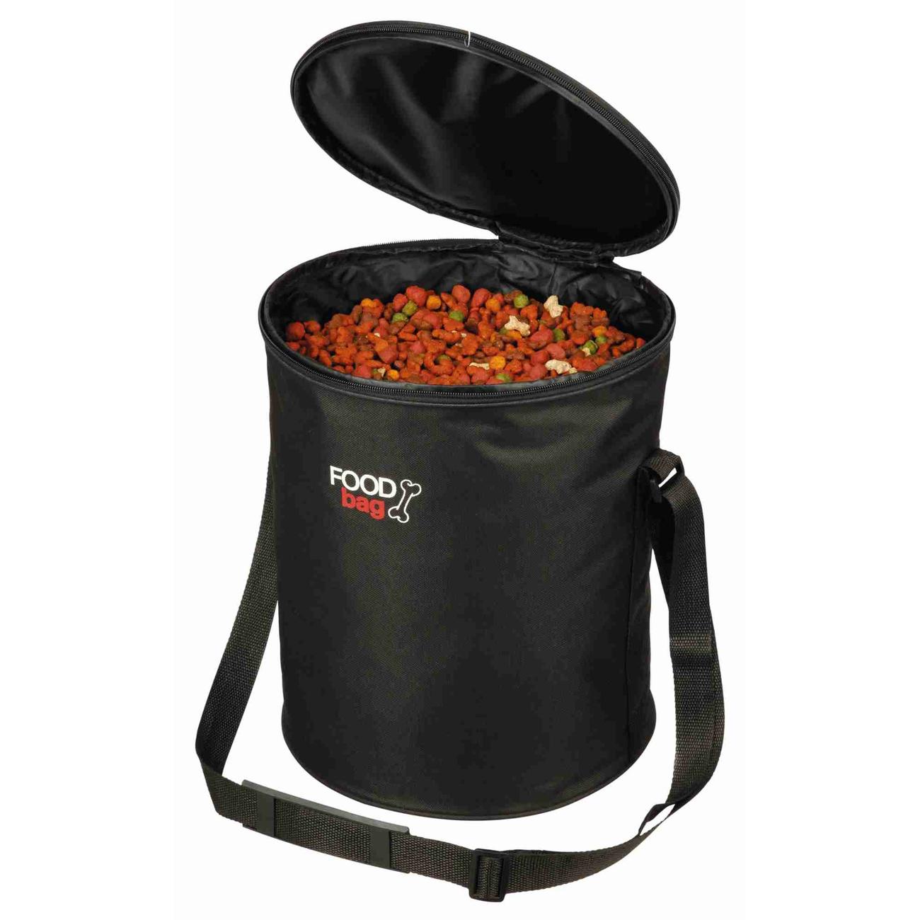 TRIXIE Futterbehälter Foodbag für Trockenfutter 24662, Bild 2