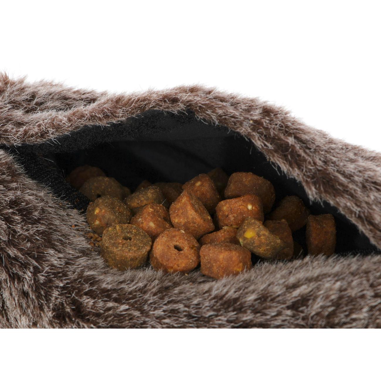 Kerbl Futterdummy Snackdummy aus Plüsch, Bild 4