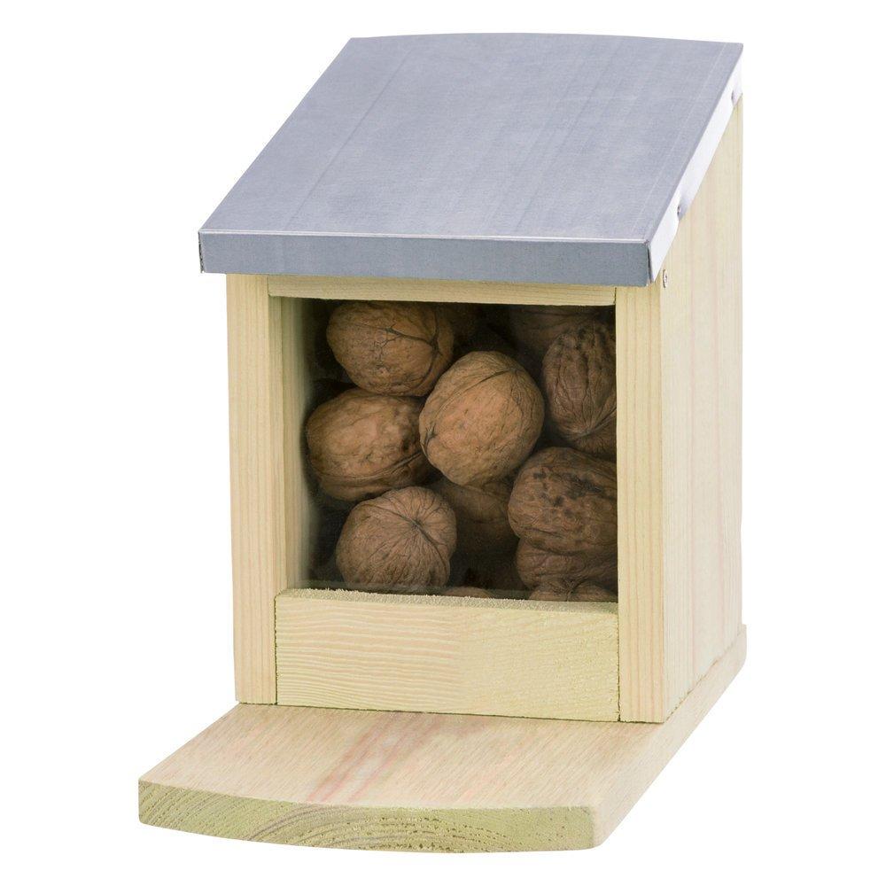 Trixie Futterhaus für Eichhörnchen, 12 × 18 × 24 cm