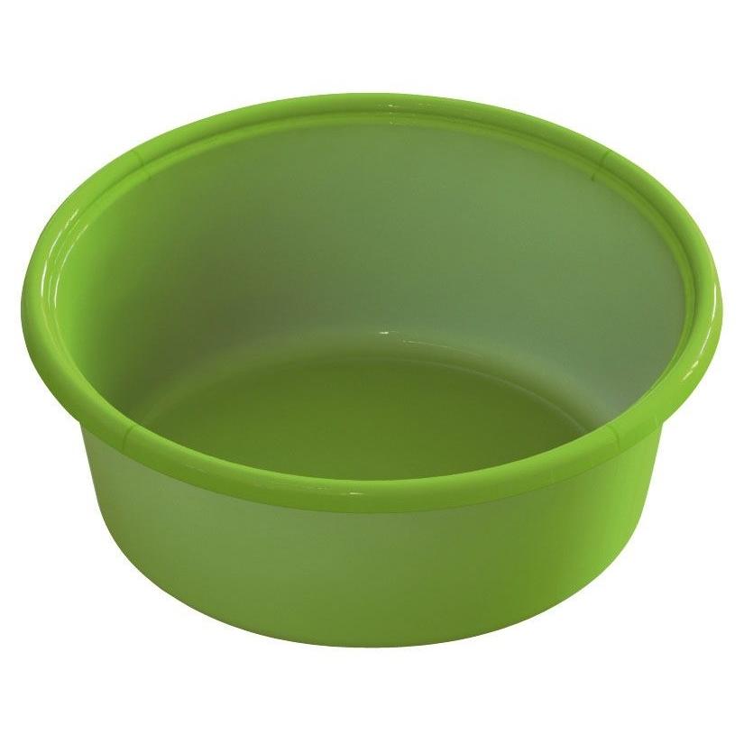 Kerbl Futterschale aus Kunststoff, 6 ltr., grün