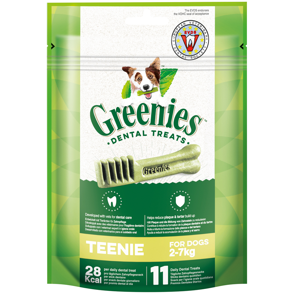 Greenies Zahnpflegesnacks für Hunde, Teenie