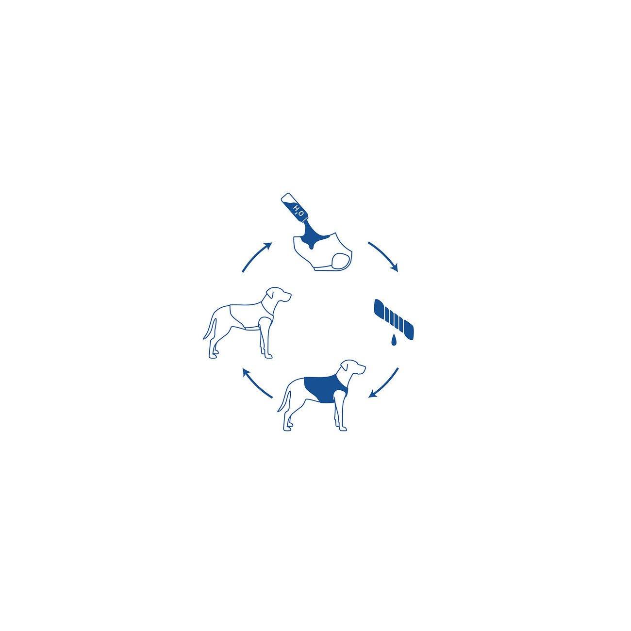 GF Pet ELASTOFIT® Kühlweste für Hunde, Bild 3