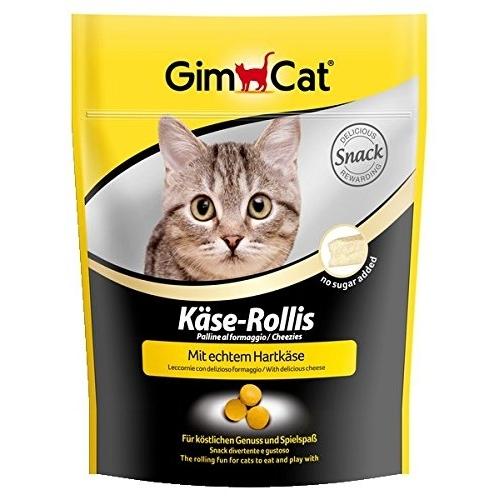 GimCat Gimborn Käse-Rollis für Katzen, Bild 4