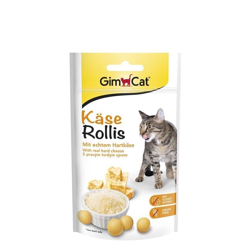 GimCat Gimborn Käse-Rollis für Katzen