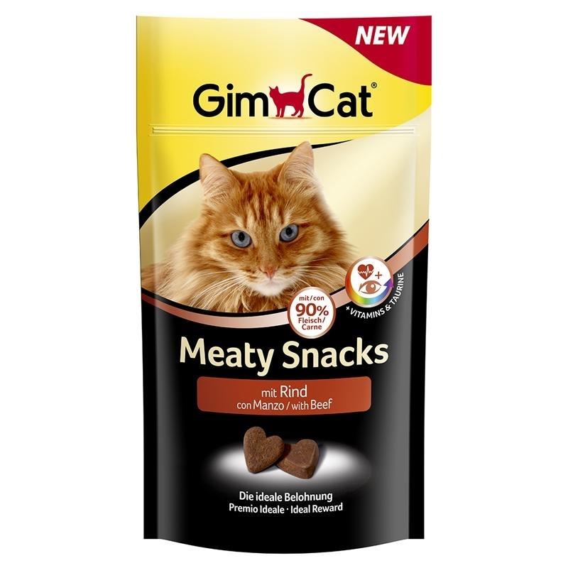 GimCat Meaty Snacks für Katzen, Bild 2