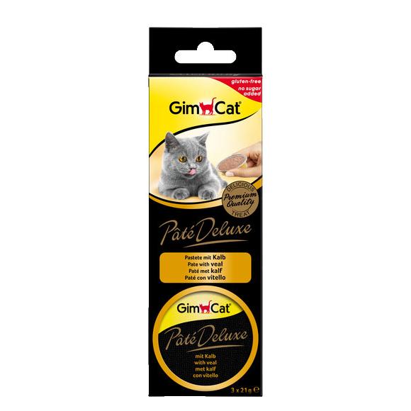 GimCat Pate Deluxe Katzen Snack, Bild 2