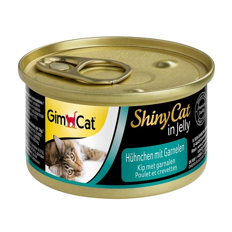 GimCat ShinyCat Katzenfutter, Bild 2