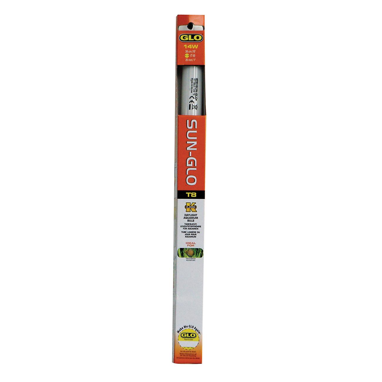 Hagen GLO Sun-Glo Leuchtstoffröhre, 14 W - 2,6 x 38,0 x 2,6 cm