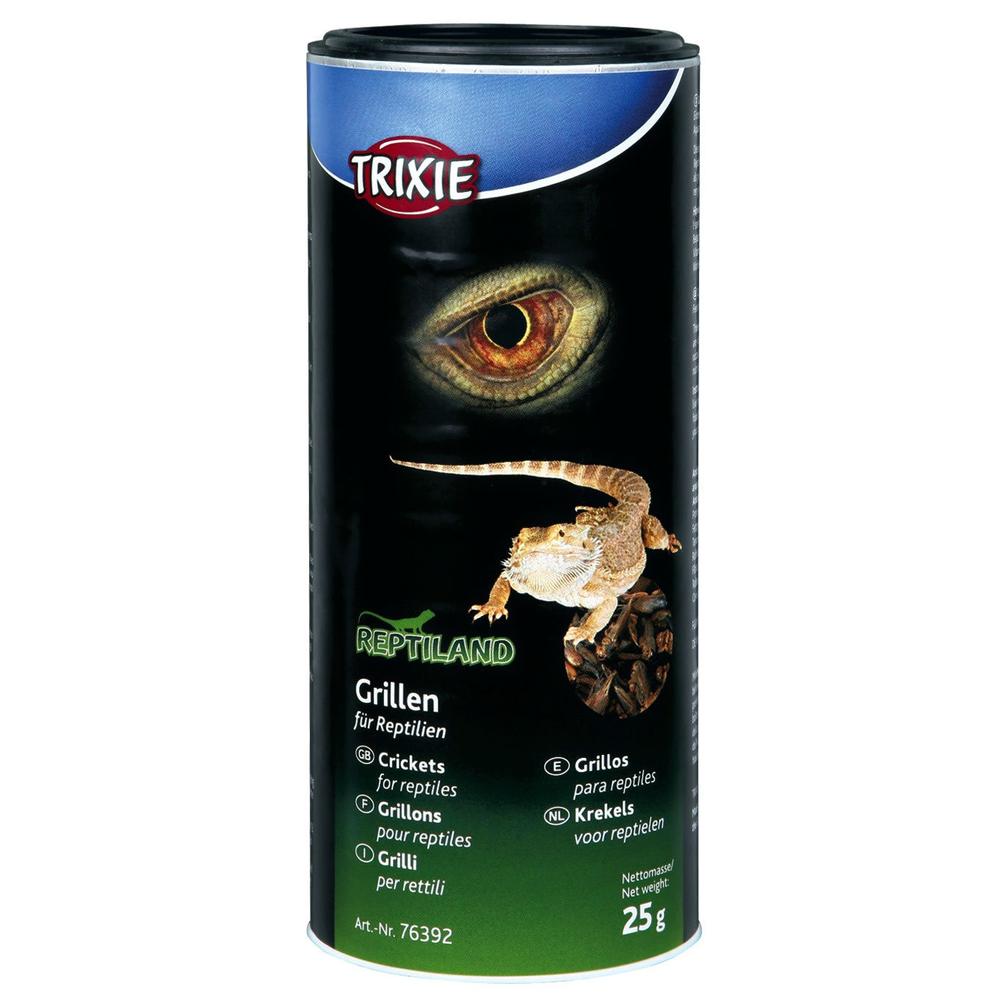 Trixie Grillen getrocknet, 250 ml/25 g