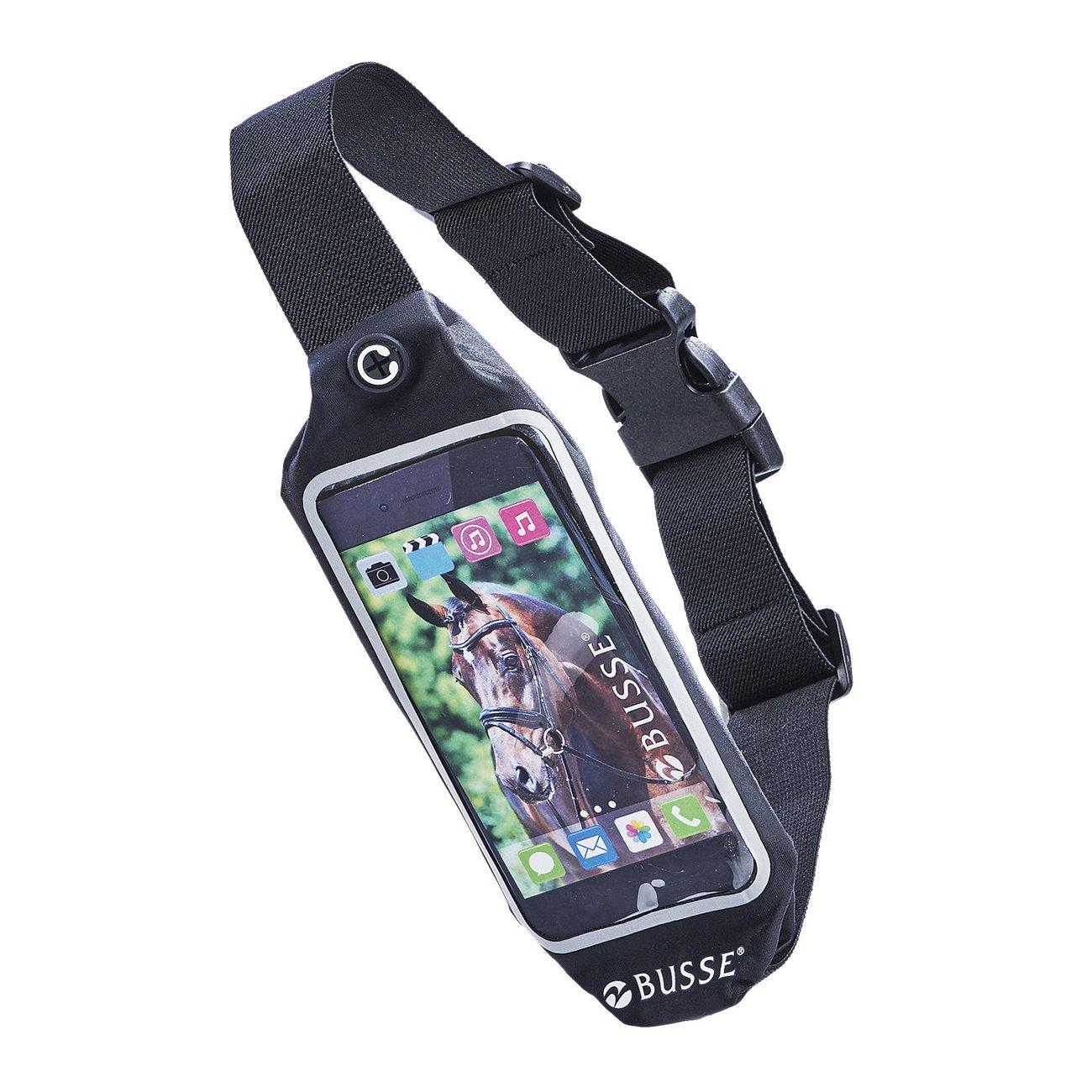 BUSSE Gürteltasche Mobile, schwarz
