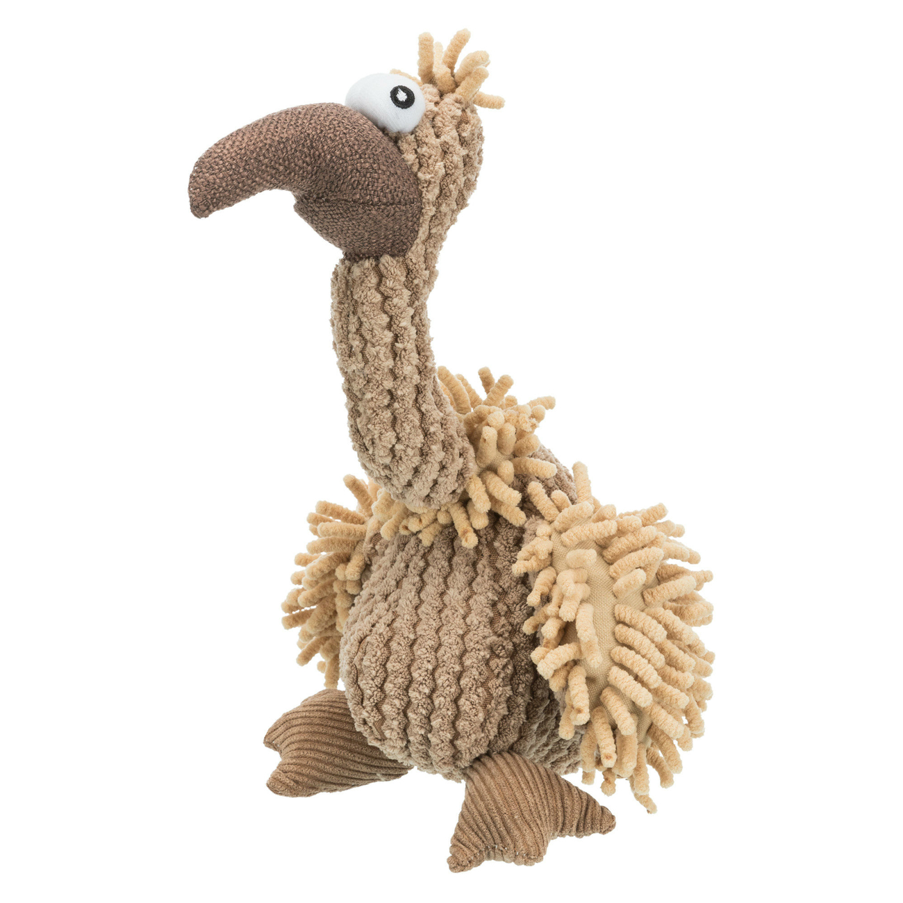 Trixie Gustav Geier aus Plüsch, Spielzeug für Hunde 35911