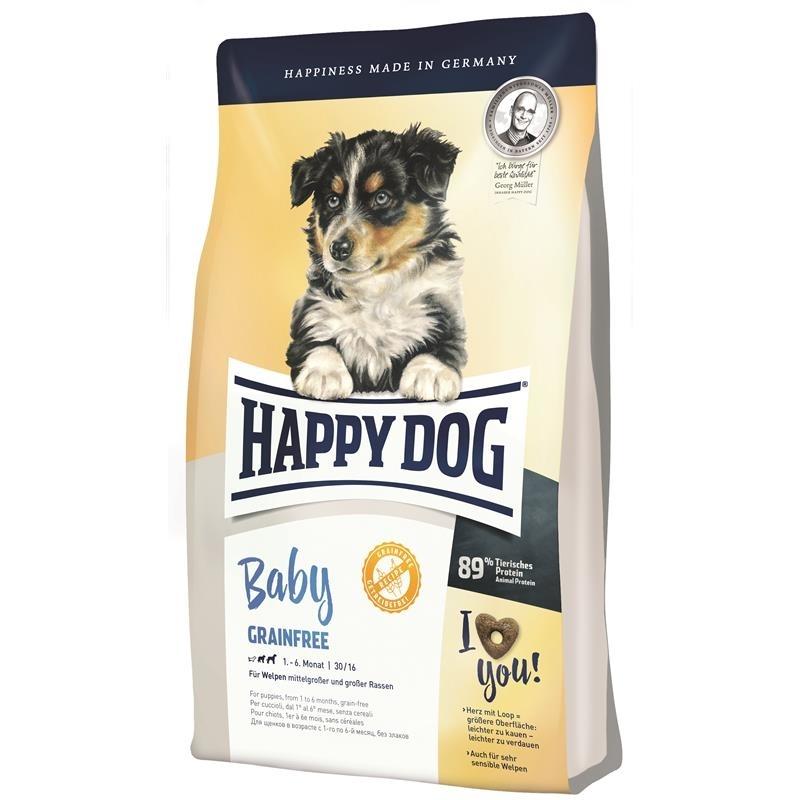 Happy Dog Supreme Young Baby Grainfree Herzkrokette