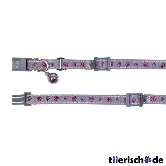 TRIXIE Halsband für Kätzchen und kleine Katzen reflektierend 41686, Bild 4