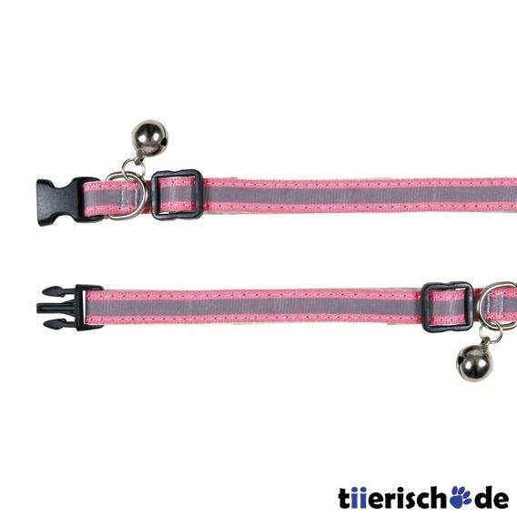 TRIXIE Halsband für Kätzchen und kleine Katzen reflektierend 41686, Bild 6