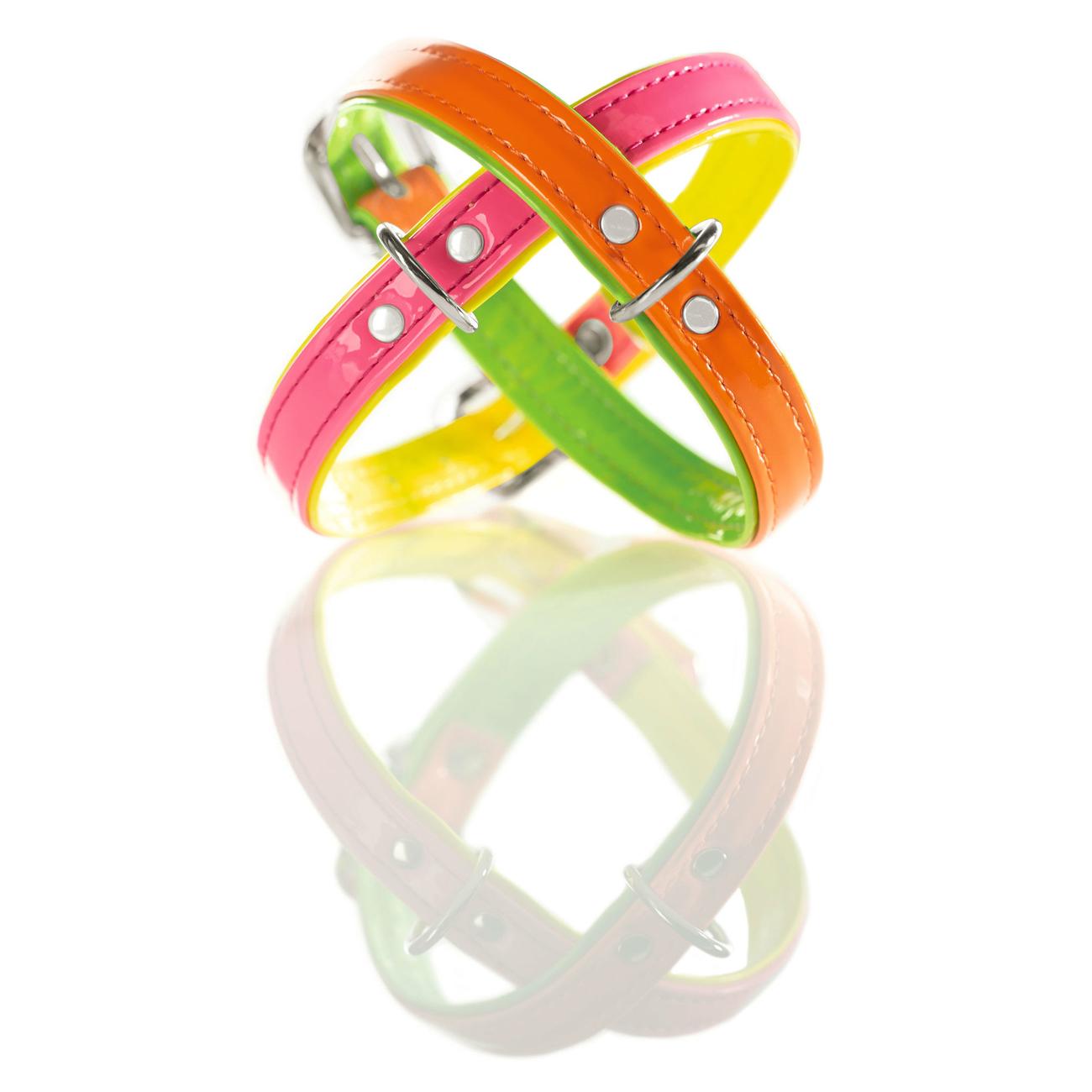 Hunter Halsband Modern Art Neon 92311