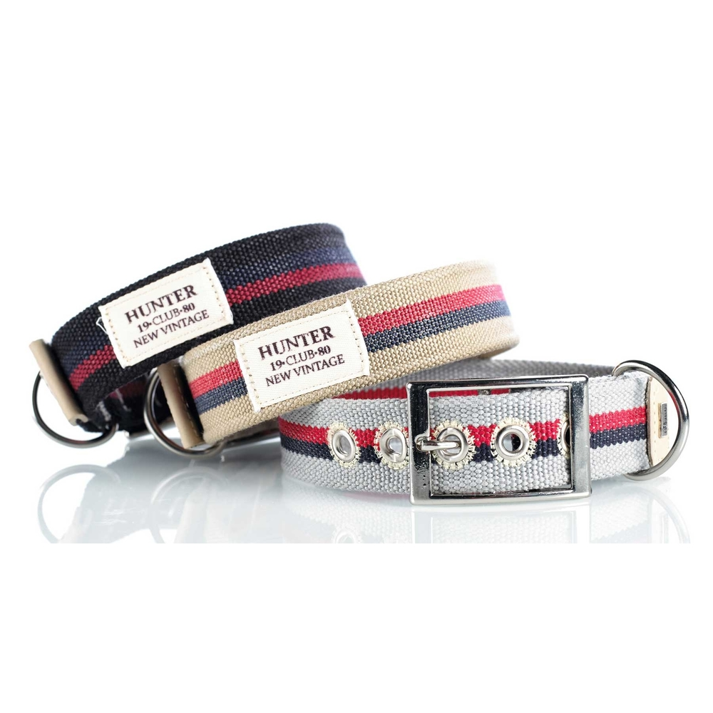 Hunter Halsband New Orleans Stripes Baumwolle 63008
