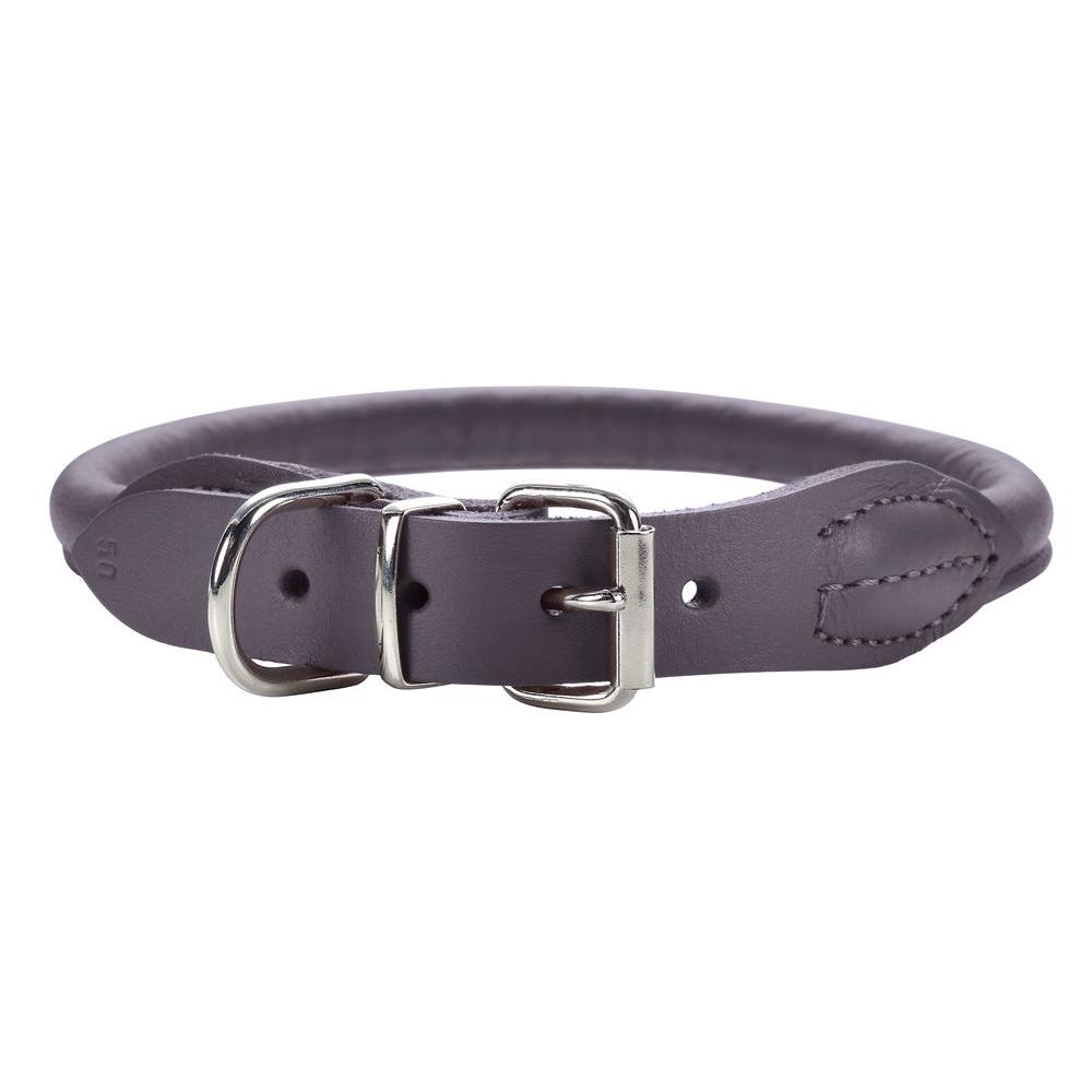Hunter Halsband Round & Soft Petit Elchleder für kleine Hunde 42072, Bild 4