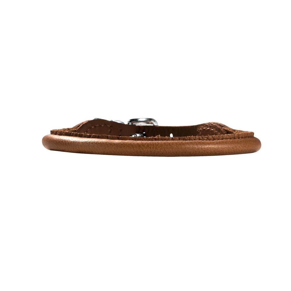 Hunter Halsband Round & Soft Petit Elchleder für kleine Hunde 42072, Bild 6