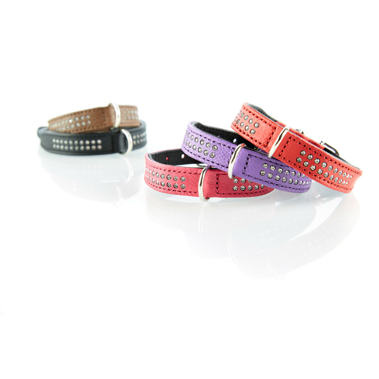 Hunter Halsband Swarowski Diamond Petit für kleine Hunde 47724, Bild 4