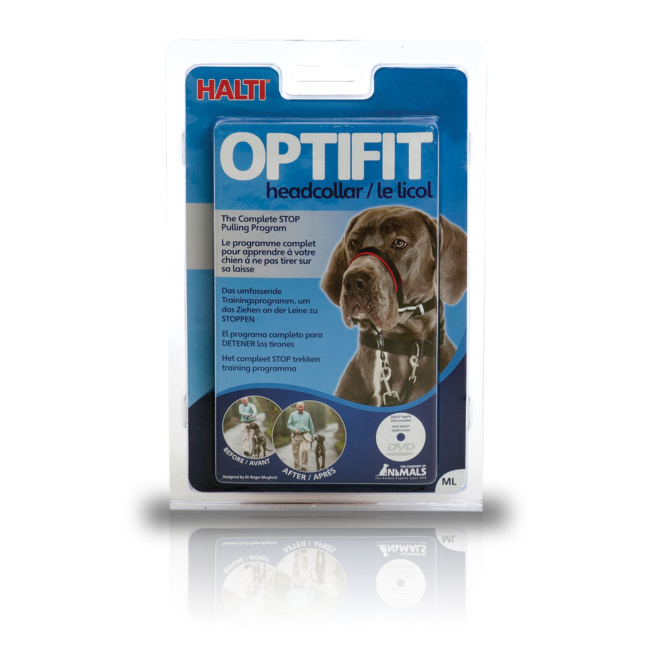 Company of Animals Halti OPTIFIT Headcollar, Bild 6