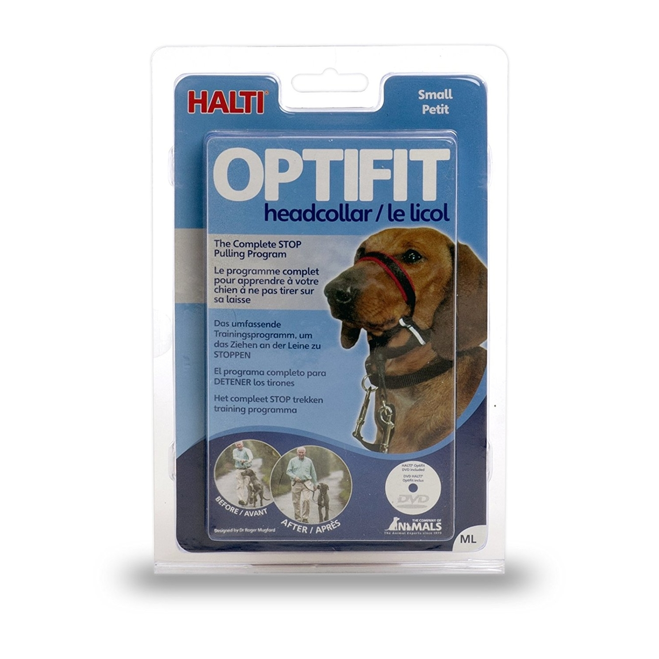 Company of Animals Halti OPTIFIT Headcollar, Bild 7