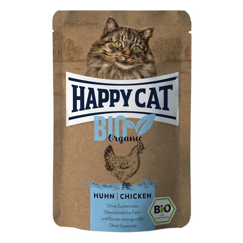 Happy Cat Bio Pouch Nassfutter, Bild 2