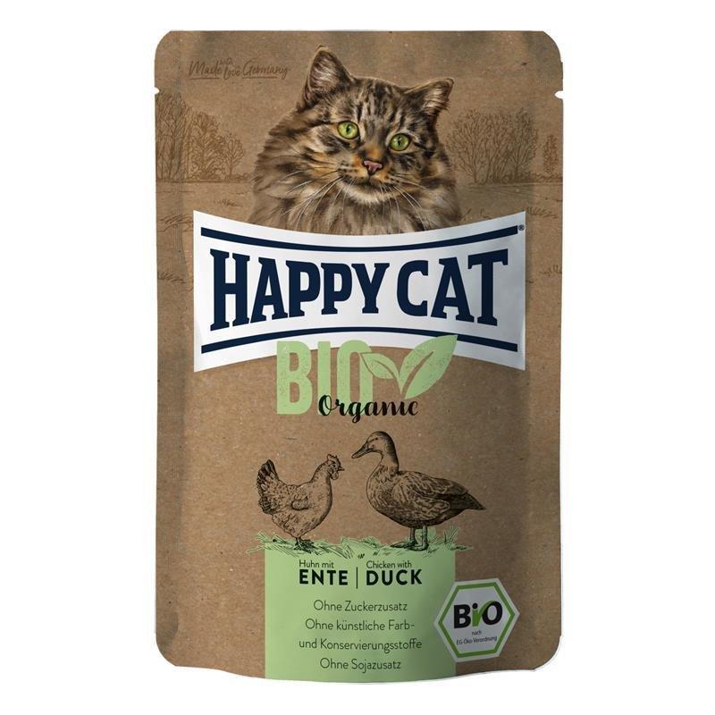 Happy Cat Bio Pouch Nassfutter, Bild 3