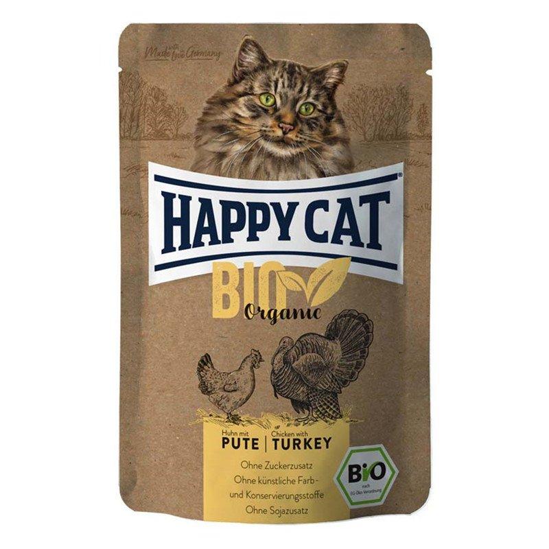 Happy Cat Bio Pouch Nassfutter, Bild 4