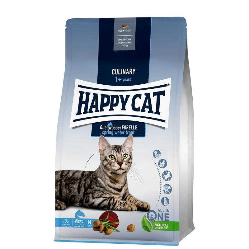 Happy Cat Culinary Adult Quellwasser Forelle