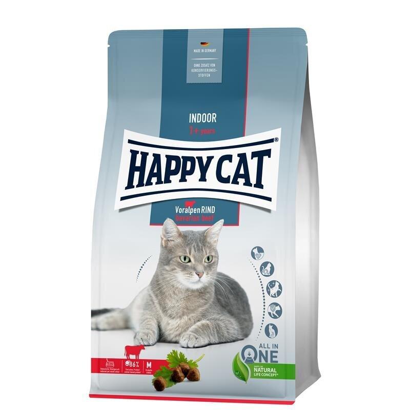 Happy Cat Indoor Adult Voralpen Rind