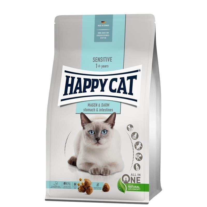 Happy Cat Katzenfutter Sensitive Magen & Darm
