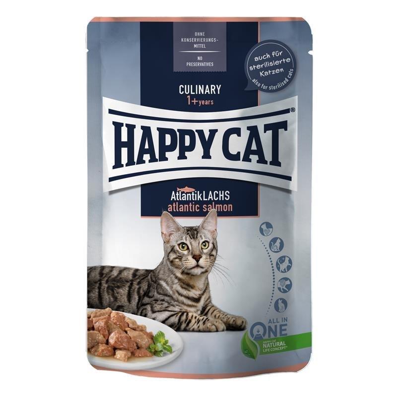 Happy Cat Nassfutter Pouches Culinary, Bild 2