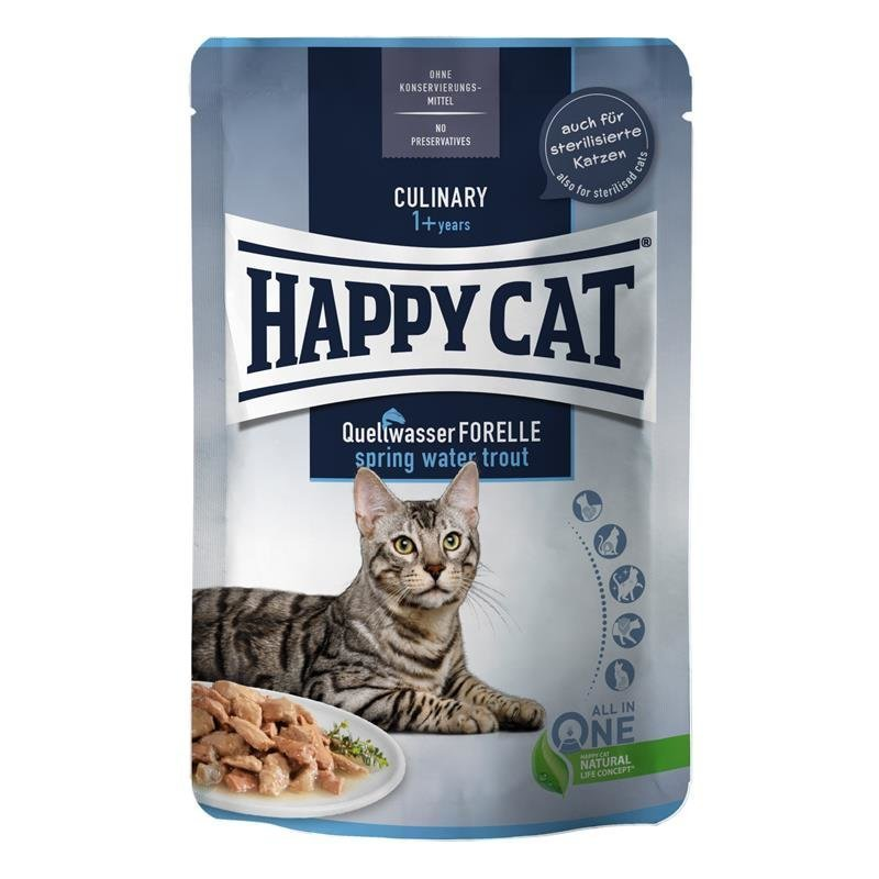 Happy Cat Nassfutter Pouches Culinary, Bild 4