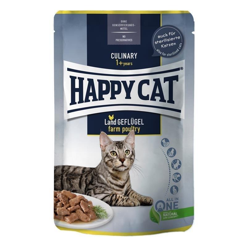 Happy Cat Nassfutter Pouches Culinary, Bild 6