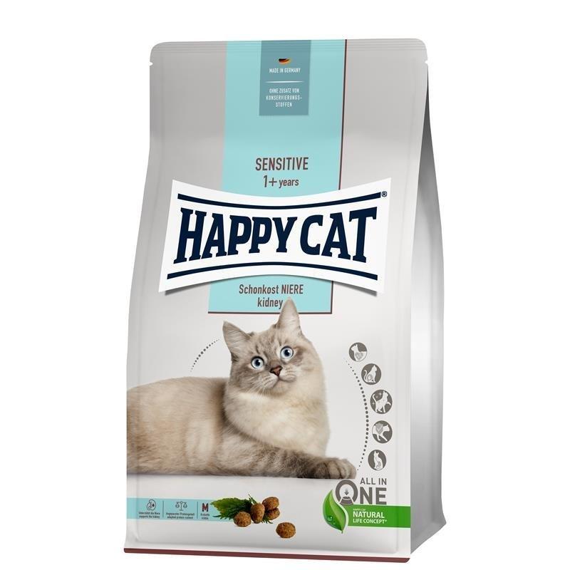 Happy Cat Sensitive Schonkost Niere, 4 kg