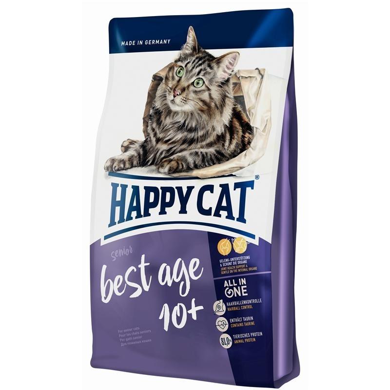 Happy Cat Supreme Best Age 10+ Senior Katzenfutter
